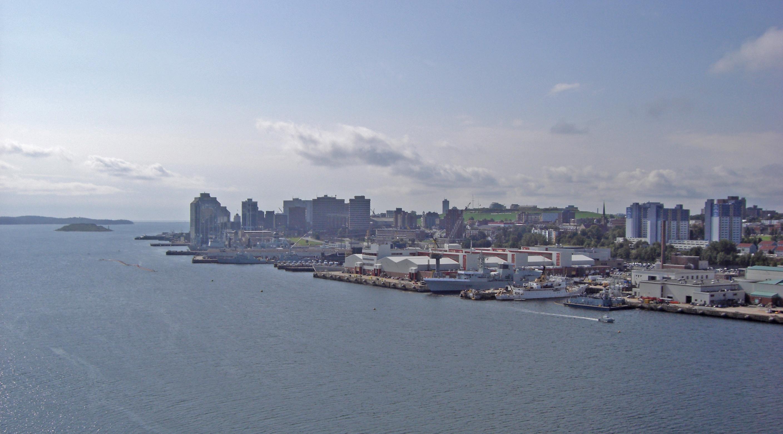 Halifax Scape