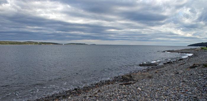 Pont Pleasant Park Island