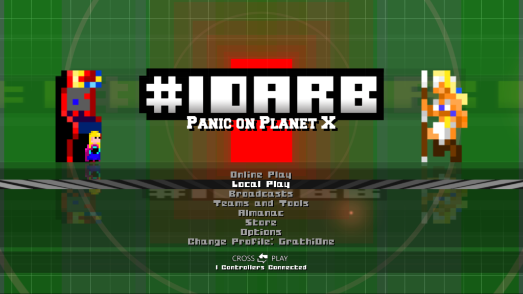 IDARB Local Play