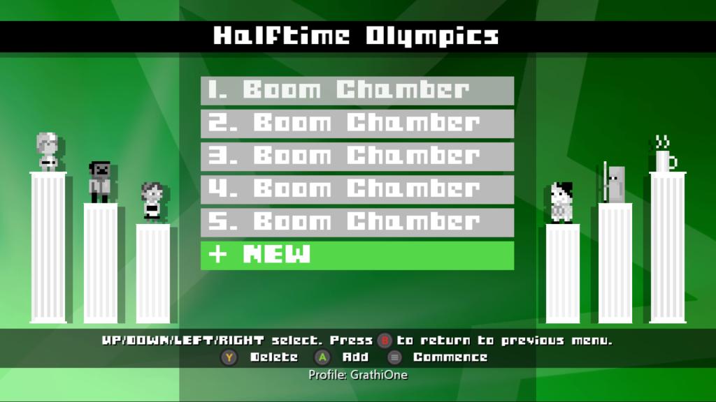 IDARB Boom Chamber Runden
